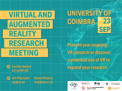 Virtual and Augmented Reality Research Meeting